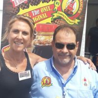 Jimmy's Sauces with Excellent Spitbraais at the 2016 Kyknet Outdoor Expo